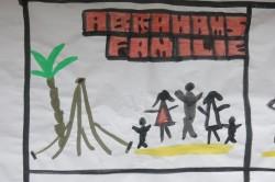 01b Abrahams Familie