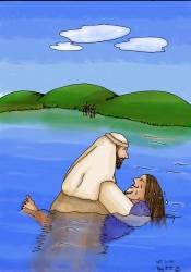 02 Simon wird getauft