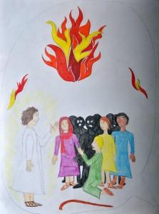 16 Erfüllt vom Heiligen Geist